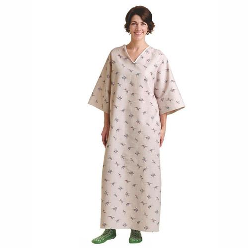 Deluxe Cut Patient Gowns
