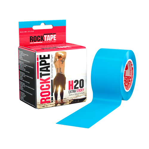 "2"" RockTape H2O Blue"