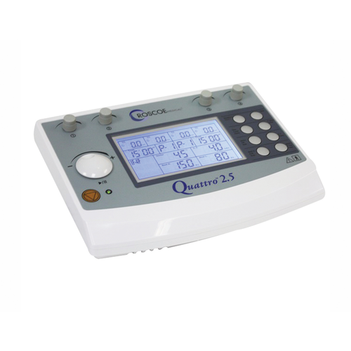 Quattro 2.5 Four Channel Electrotherapy