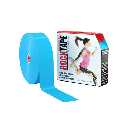 "2"" RockTape Bulk Blue"