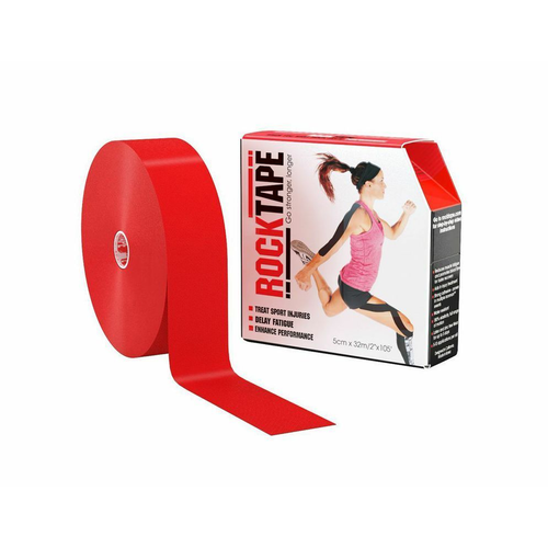"2"" RockTape Bulk Red"