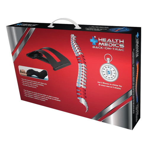 Health Medics Back-on-Trac Box