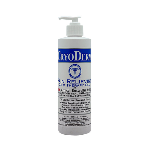 CryoDerm Cold Therapy - 16 oz Pump