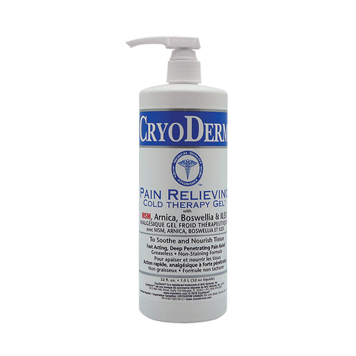 CryoDerm Cold Therapy - 32 oz Pump