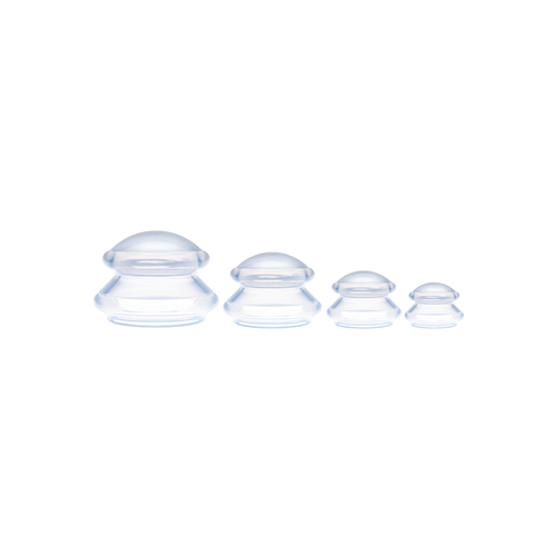 CryoDerm Silicone Cups (Set Of 4 Cups)