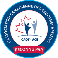 L'Association Canadienne Des Ergothérapeutes Reconnu Par