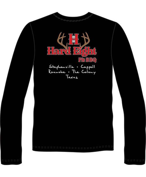 Long Sleeve Hard Eight Logo T-Shirt