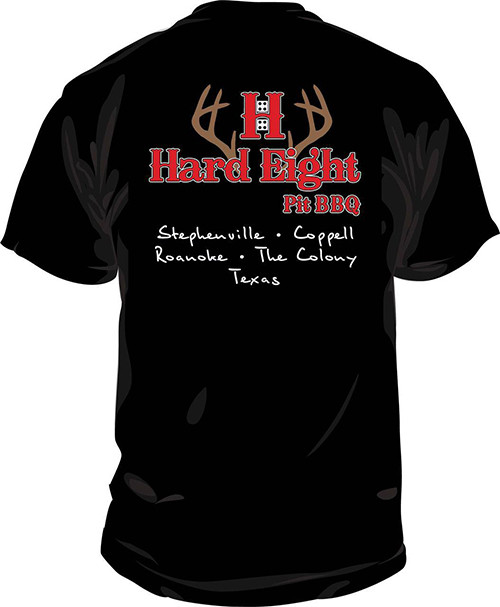 Hard Eight Logo T-Shirt