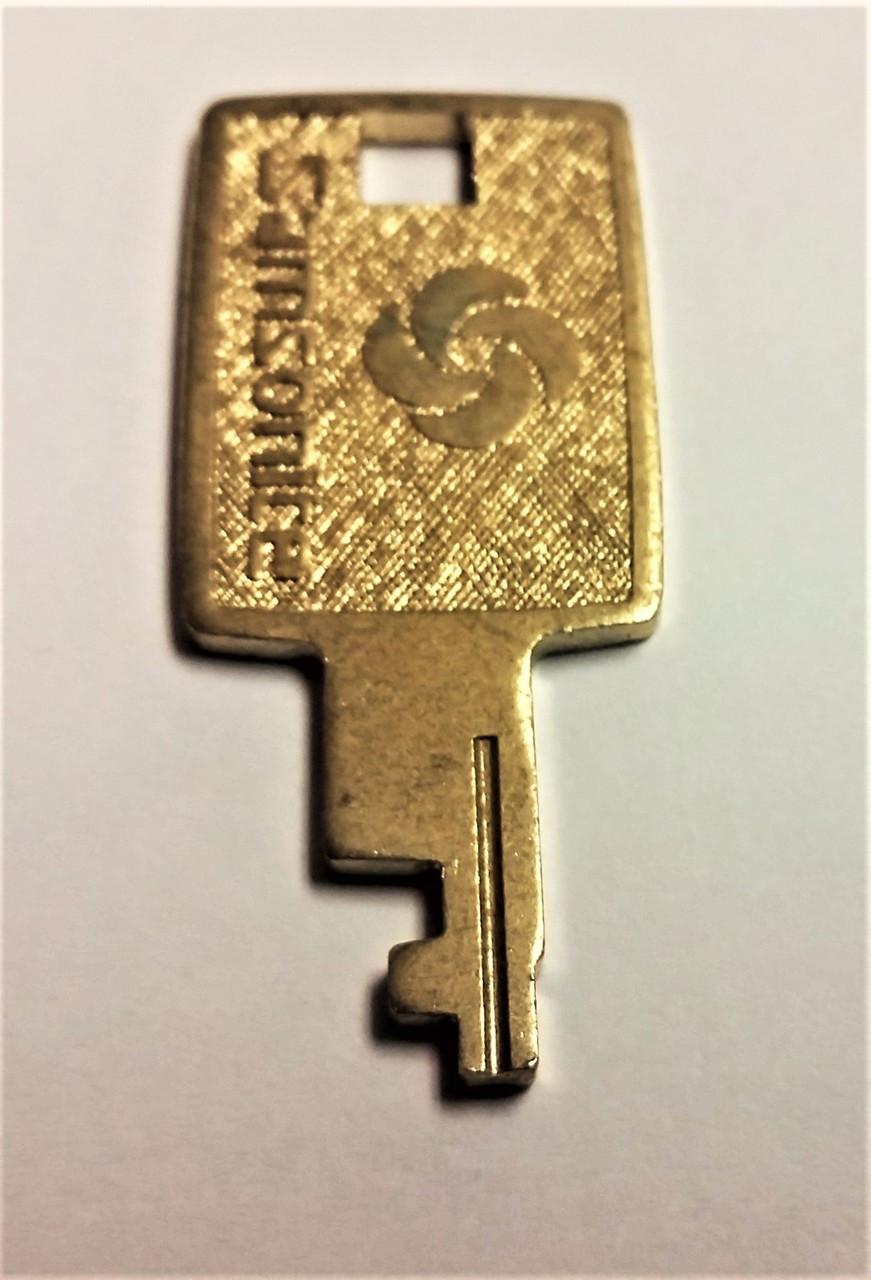 Samsonite Luggage Keys - Set of 2