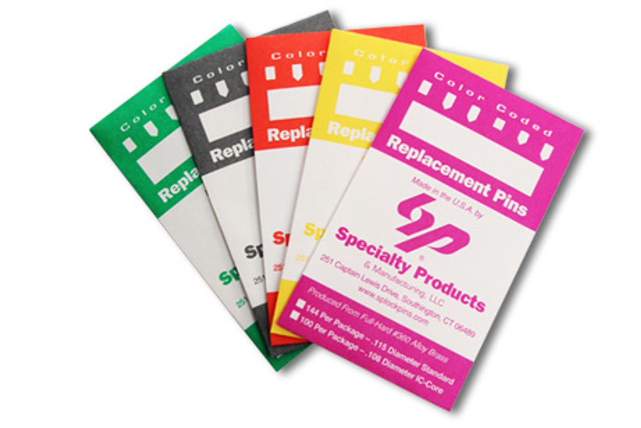 Specialty Products Pin Assortments
