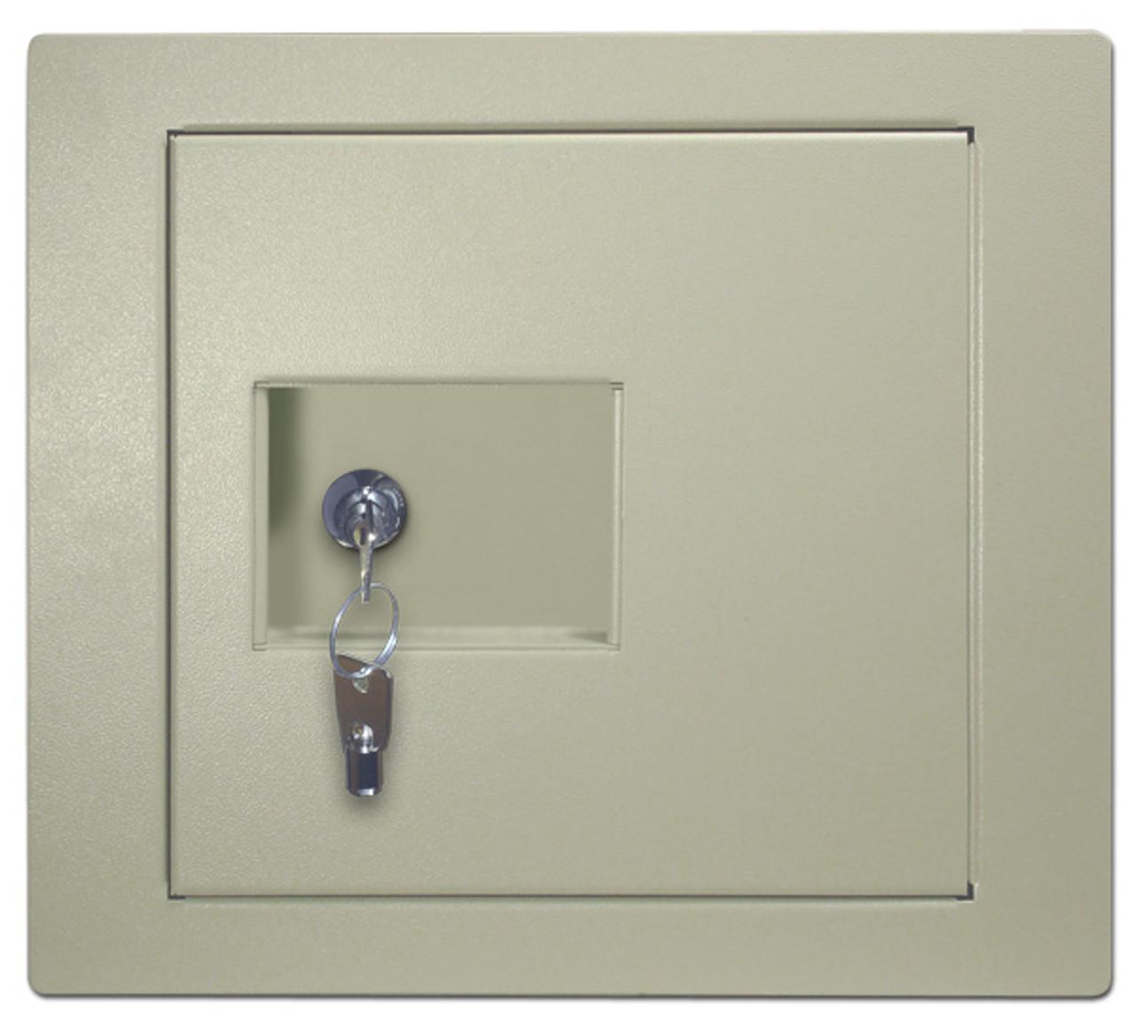 HPC WS-200 Large Wall Safe with Tubular Lock