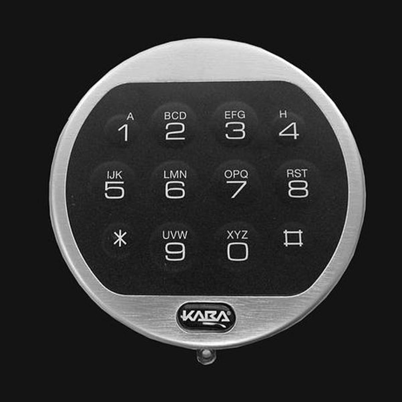 Lagard Lg Basic Electronic Safe Lock Complete Set