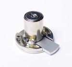 Armstrong Cupboard Rim Lock 507-25 25mm Nickel