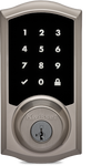 Kwikset Premis Apple Home Kit Bluetooth Deadbolt Satin Nickel