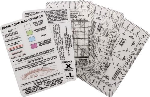 Esee Izula Gear Navigation Card Set