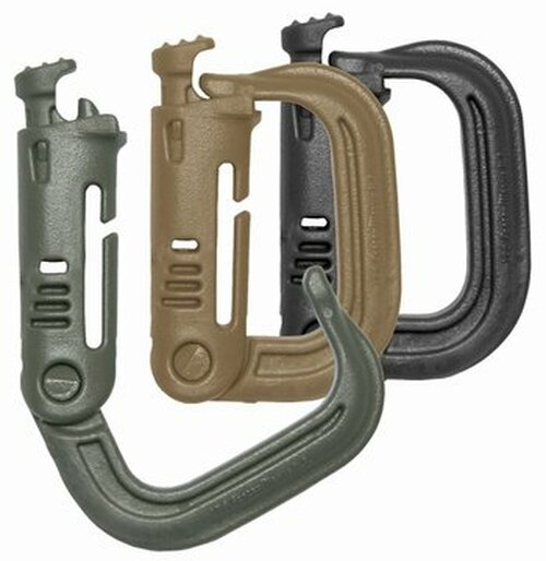 Maxpedition GrimLoc Locking D Ring Tactical Accessory