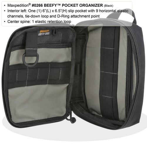 Maxpedition 0266 Beefy Organizer