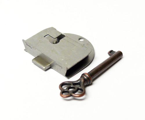 Half Mortise Lock 70074439 with Key