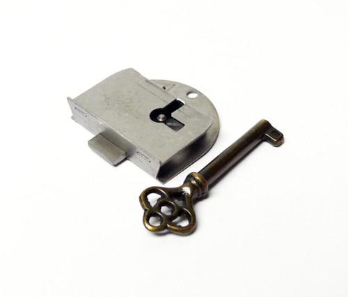 Half Mortise Lock 70074458 with Key