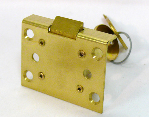 Indiana Cash Drawer Lock Springlatch Style HM