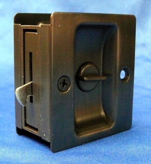 Pocket Door Lock for RV