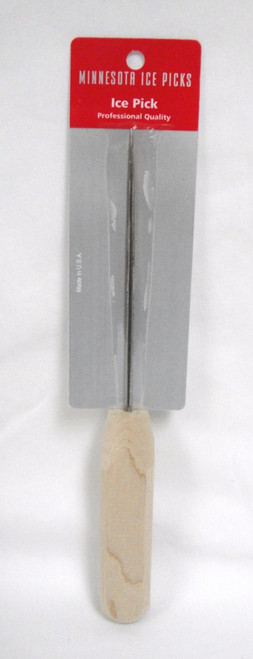 Ice Pick Carbon Steel