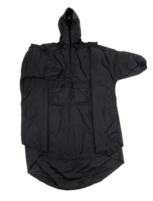 Snugpak Enhanced Patrol Poncho Black 92286