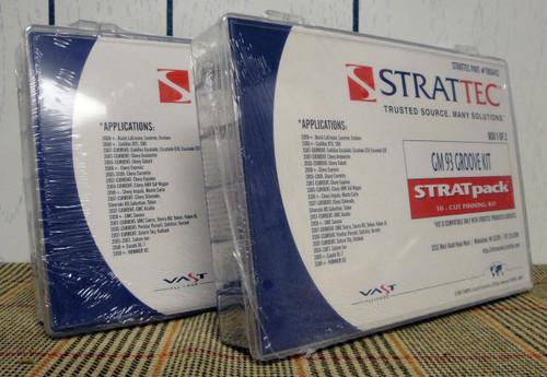 Strattec 7006412 GM 93 Groove Kit 10-Cut Pinning Kit