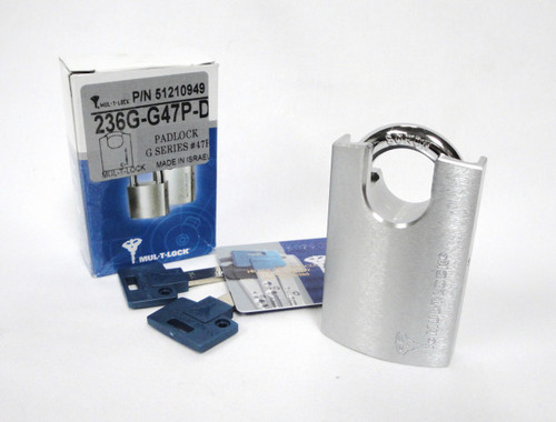 Mul T Lock G47P High Security Padlock