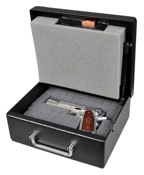 Amsec PS1210HD Heavy Duty Pistol Storage Box
