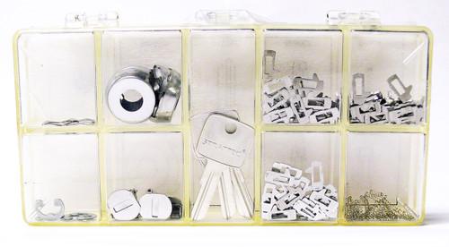 Strattec 701936 Marine/Industrial Lock Pinning Kit