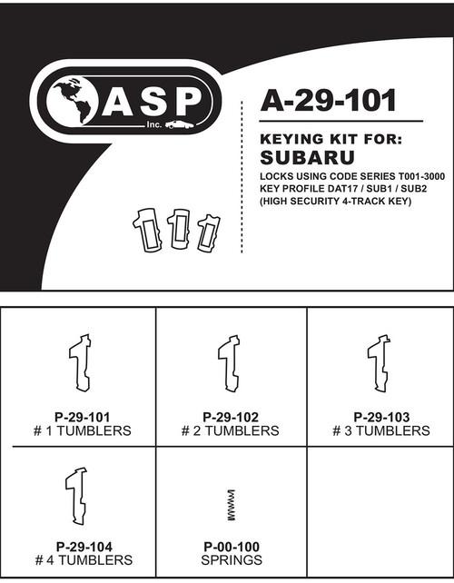 ASP A-29-101