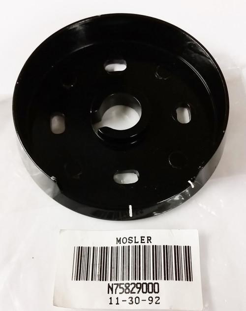 Mosler Spyproof Black & White Dial Ring