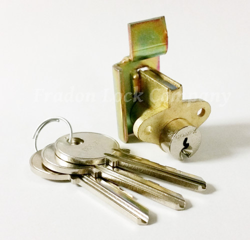 National C9400 Mailbox Lock 306D Replacement Private