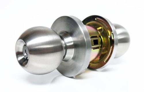 Uscan Grade 2 Cylindrical Entrance Lockset