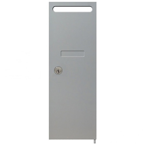 Salsbury Vertical Mailbox Replacement Door with Outgoing Mail Slot