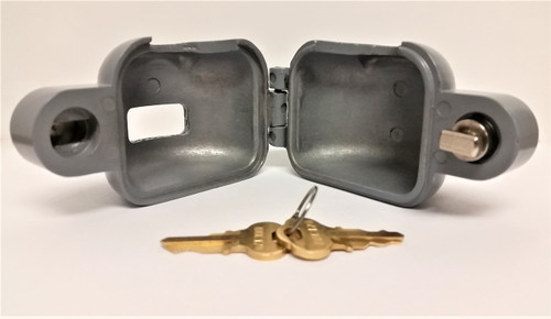 Major A225 Kee Blok Lockout Lever Style