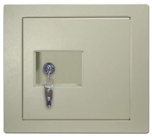 HPC WS-200 Large Wall Safe w/Tubular Lock