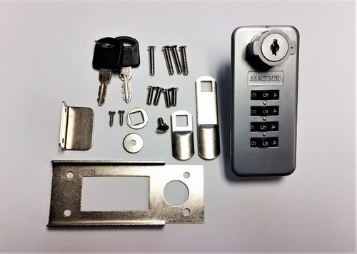 Armstrong 4 Digit Combination Lock (DL-MC002R-28-KA)