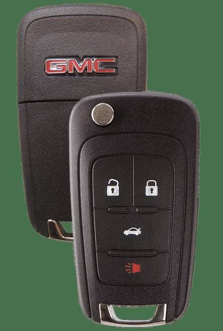 Strattec Part# 5912547  Remote Flip Key for GMC Terrain
