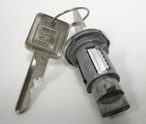 Strattec 605532 GM In Dash Ignition Lock With Keys