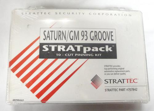 Strattec 707842 Saturn/GM 93 Groove 10 Cut Pinning Kit