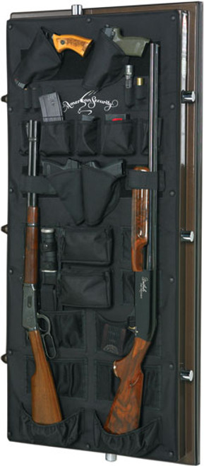 Pocket Door Organizer (P.D.0.) for BF6030 comes installed on the door of every BF6030 safe. It is NOT removable.