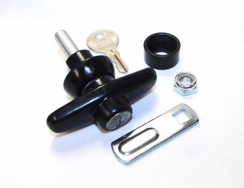 Bauer T500 Handle for Fiberglass Caps