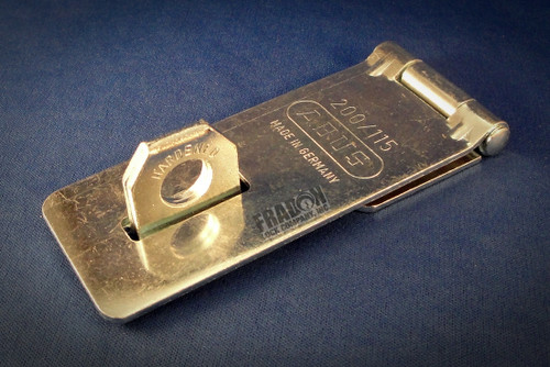 Abus 200/115 Security Hasp