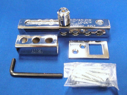 American Lock A895 High Security Hasp Bolt EZ#000848