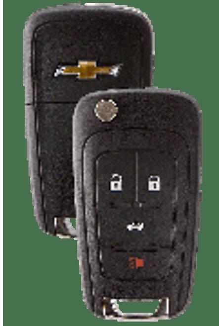 Strattec 5921872 GM 4 Button Remote Flip Key