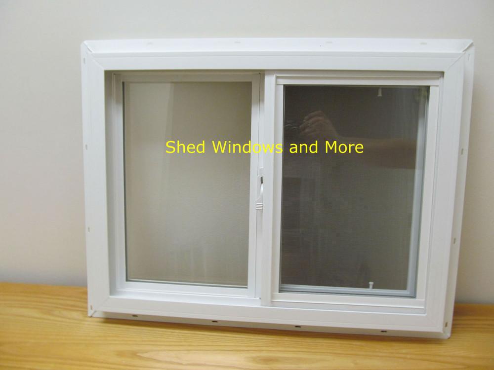24 Quot X 18 Quot Double Pane Horizontal Sliding Vinyl Window