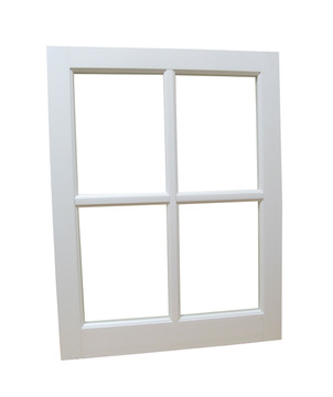22 Quot X 29 Quot Barn Pvc Window Shed Windows And More Inc
