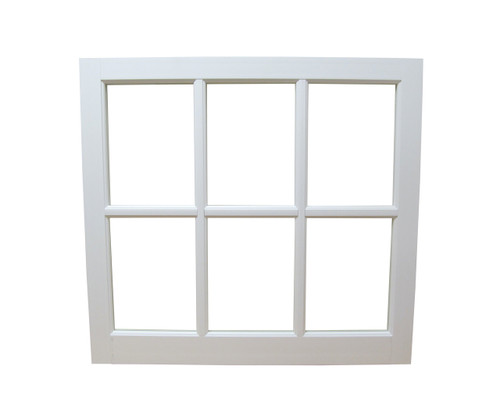31 Quot X 29 Quot Barn Pvc Window Shed Windows And More Inc